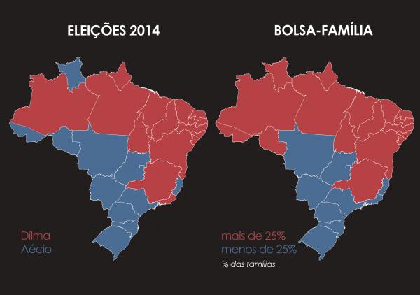2014-11 Eleicoes x Bolsa Familia