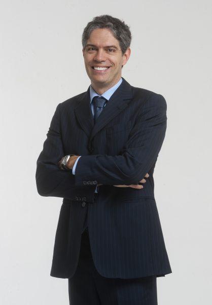 S‹o Paulo, 26 de Maio de 2011. Ricardo Amorim, economista e articulista do programa Manhattan Conection, da Globo News.